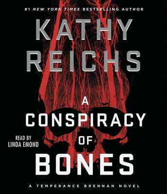 A Conspiracy of Bones (A Temperance Brennan Novel) Cover Image