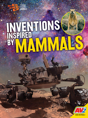 Inventions Inspired by Mammals Cover Image