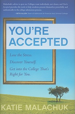 You're Accepted Cover