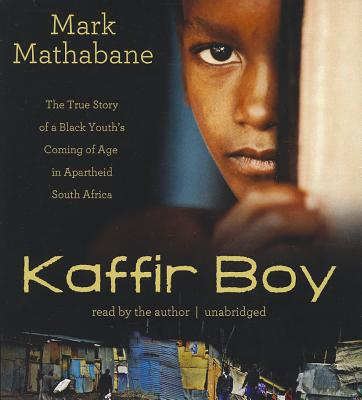 a review of kaffir boy by mark mathabane Summary: a review of kaffir boy by mark mathabane kaffir boy by mark mathabane was a poignant autobiography of a young south african growing up in the worst ghetto of johannesburg during apartheid the purpose of this book was to give a first hand account of the struggles that he and his family .