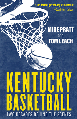Cover for Kentucky Basketball