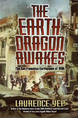 The Earth Dragon Awakes Cover
