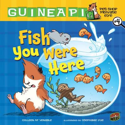 Fish You Were Here Cover