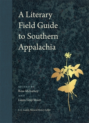A Literary Field Guide to Southern Appalachia (Wormsloe Foundation Nature Book #38) Cover Image