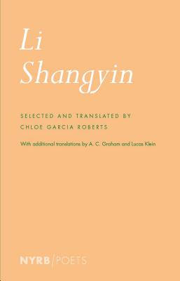 Li Shangyin (NYRB Poets) Cover Image