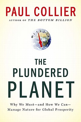 The Plundered Planet Cover
