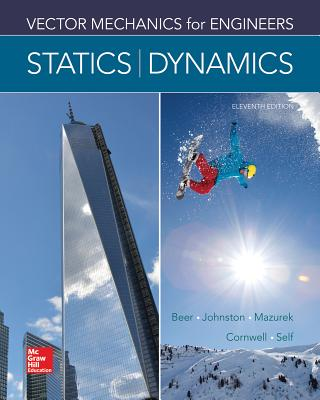 Vector Mechanics for Engineers Cover Image