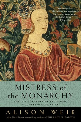Mistress of the Monarchy Cover