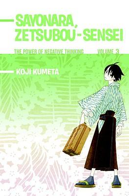 Sayonara, Zetsubou-Sensei 3 Cover