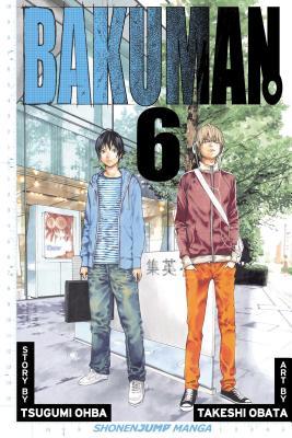 Bakuman, Volume 6 Cover