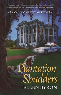 Plantation Shudders: A Cajun Country Mystery Cover Image