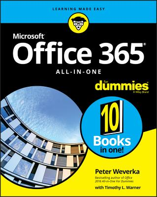 Office 365 All-In-One for Dummies Cover Image