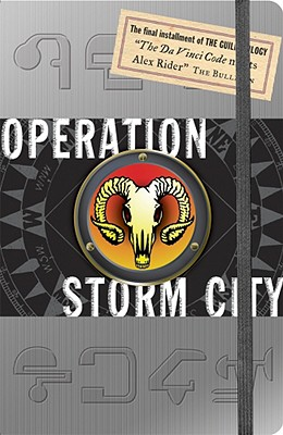 Operation Storm City Cover
