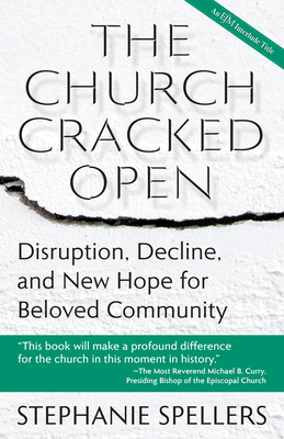 Cover for The Church Cracked Open
