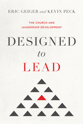 Cover for Designed to Lead