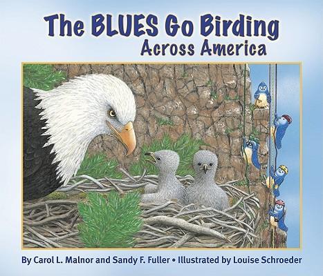 The Blues Go Birding Across America Cover