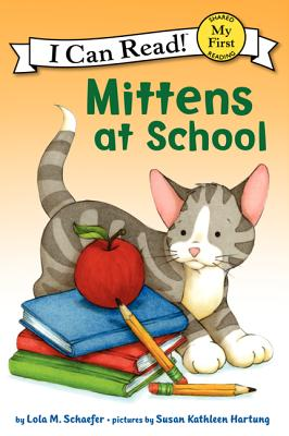 Mittens at School Cover