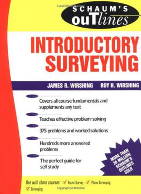 Introductory Surveying (Schaum's Outlines) Cover Image