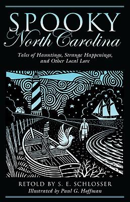 Spooky North Carolina Cover