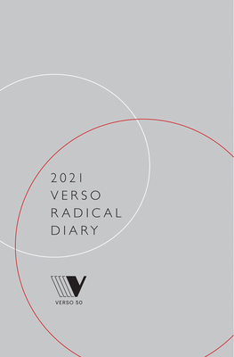 2021 Verso Radical Diary and Weekly Planner Cover Image
