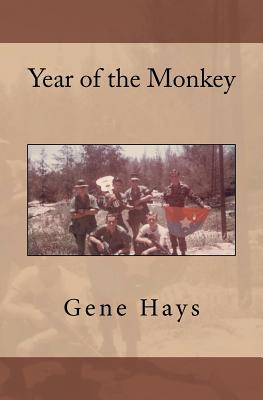 Year of the Monkey Cover Image