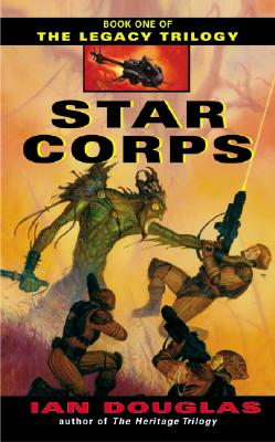 Star Corps Cover Image