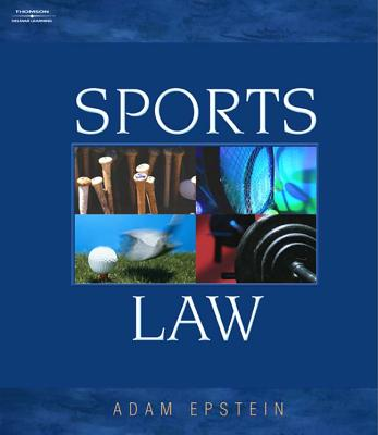 Sports Law (West Legal Studies) Cover Image