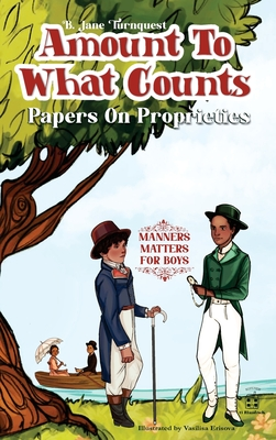 Amount To What Counts Cover Image