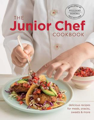 Junior Chef Cookbook Cover Image