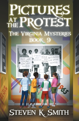 Pictures at the Protest (Virginia Mysteries #9) cover