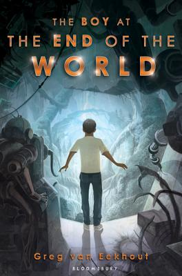 The Boy at the End of the World Cover Image