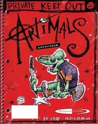 Animals Anonymous Cover