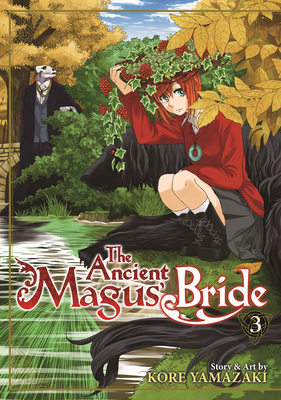 The Ancient Magus' Bride Vol. 3 Cover