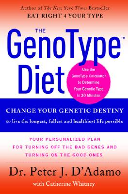 The GenoType Diet Cover