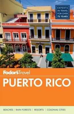 Fodor's Puerto Rico Cover Image