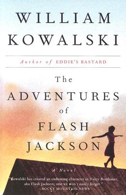 The Adventures of Flash Jackson Cover