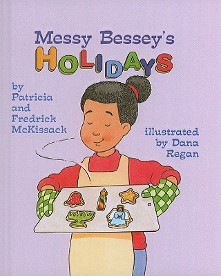 Messy Bessey's Holidays Cover Image