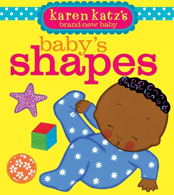 Baby's Shapes Cover