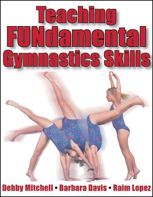 Teaching FUNdamental Gymnastics Skills Cover Image