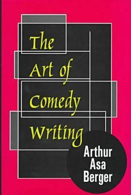 The Art of Comedy Writing Cover Image