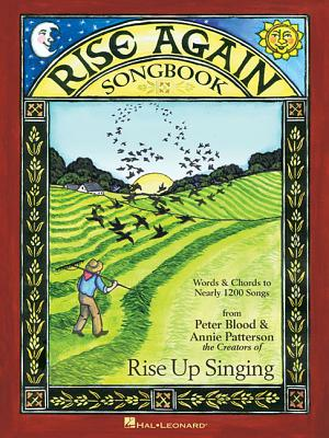 Rise Again Songbook: Words & Chords to Nearly 1200 Songs Stay-Open Binding Cover Image