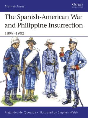The Spanish-American War and Philippine Insurrection Cover