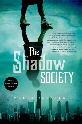 The Shadow Society Cover Image