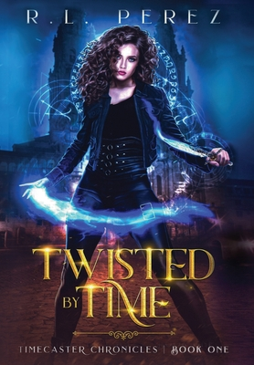 Twisted by Time: A Dark Fantasy Romance Cover Image