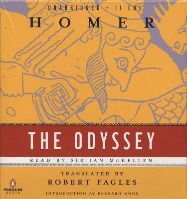The Odyssey (Penguin Audio Classics) Cover Image
