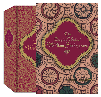The Complete Works of William Shakespeare (Knickerbocker Classics #11) Cover Image