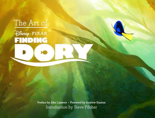 The Art of Finding Dory Cover Image