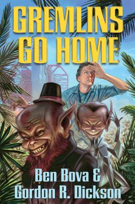 Gremlins Go Home Cover Image