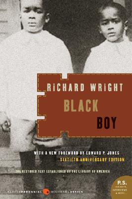 Black Boy Cover