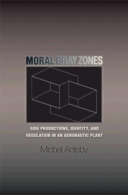 Cover for Moral Gray Zones